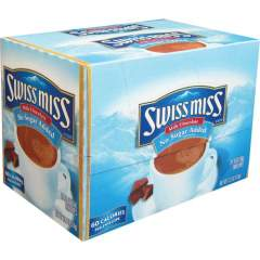 Swiss Miss No Sugar Added Hot Cocoa Mix (HUN55584)