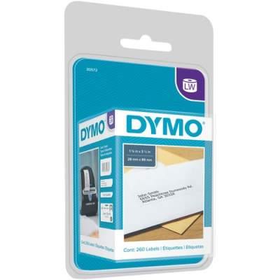 Newell Rubbermaid Dymo LabelWriters Continuous Roll Address Labels (30572)