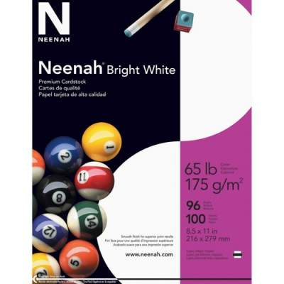 Neenah Paper Neenah Card Stock (91901)