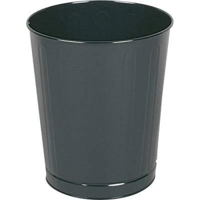 Rubbermaid Commercial WB26 Open Top Wastebasket (WB26BK)