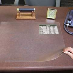 Artistic SS1924 Second Sight Desk Protector