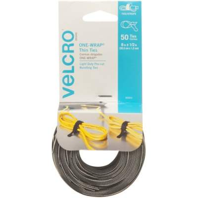 VELCRO Brand Reusable Ties (90924)