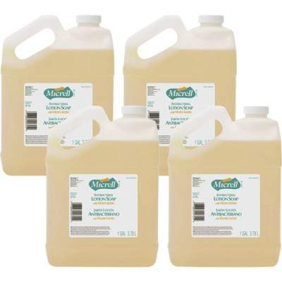 MICRELL Antibacterial Lotion Soap (975504CT)