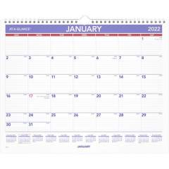 AT-A-GLANCE Monthly Wall Calendar (PM828)