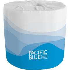 Preference Standard Roll Embossed Toilet Paper by GP Pro (1828001)