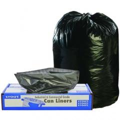 Stout by Envision by Envision by Envision Stout by Envision by Envision Recycled Content Trash Bags (T4349B15)