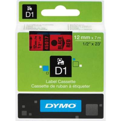 Newell Rubbermaid Dymo Electronic Labeler D1 Label Cassette (45017)