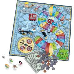 Learning Resources Money Bags Coin Value Game (LER5057)