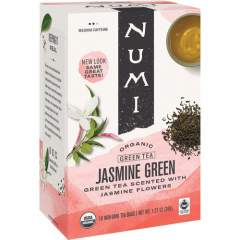 Numi Jasmine Green Organic Tea (10108)
