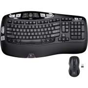 Logitech MK550 Wireless Wave Keyboard/Mouse Combo (920-002555)