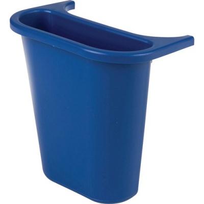 Rubbermaid Commercial Saddlebasket Recycling Side Bin (295073BE)