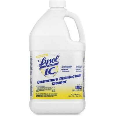 LYSOL Quaternary Disinfectant Cleaner (74983CT)