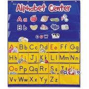 Learning Resources Alphabet Center Pocket Chart (LER2246)