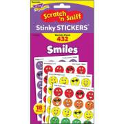 TREND Smiles Stinky Stickers Variety Pack (T83903)