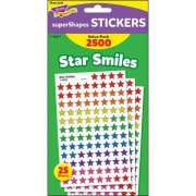 TREND Super Shapes Star Smiles Stickers (T46917)
