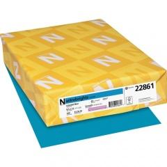 Astrobrights Laser, Inkjet Printable Multipurpose Card - 30% Recycled (22861)