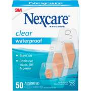 Nexcare Waterproof Bandages (43250)