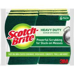 Scotch-Brite Heavy-Duty Scrub Sponges (426)