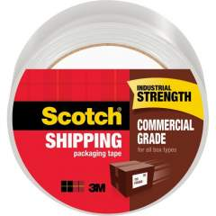 Scotch Commercial-Grade Shipping/Packaging Tape (3750)