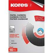 Industrias Kores Paper Carbon (KOR115TWBK)