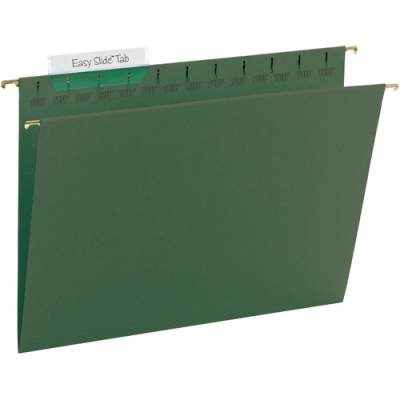 Smead TUFF Hanging Folders with Easy Slide Tab (64036)