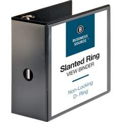 Business Source Basic D-Ring View Binders (28451)