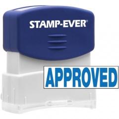 Stamp-Ever Pre-inked APPROVED Stamp (5941)