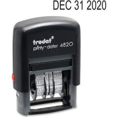 Trodat Date Only Stamp (E4820)