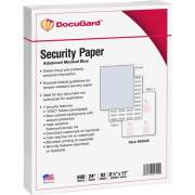 Paris Corporation DocuGard Advanced Security Paper for Printing Prescriptions & Preventing Fraud, 7 Features (04545)