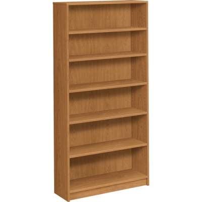 HON 1870 Series 6-Shelf Bookcase, 36