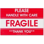 Tatco Fragile/Handle With Care Shipping Label (10951)