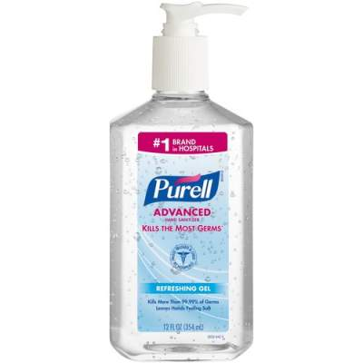 PURELL Sanitizing Gel (365912EA)