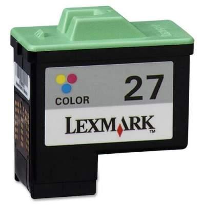 Lexmark 27 Original Ink Cartridge (10N0227)