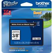 Brother P-touch TZe Laminated Tape Cartridges (TZE325)