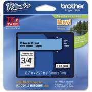 Brother P-Touch TZe Flat Surface Laminated Tape (TZE541)