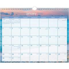 AT-A-GLANCE Tropical Escape Monthly Wall Calendar (DMWTE828)