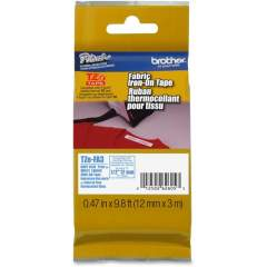 Brother TZeFA3 Ptouch Iron-On Tape