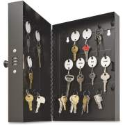 MMF Industries Steelmaster 28-Key Hook-Style Cabinet with Combo Lock (201202804)