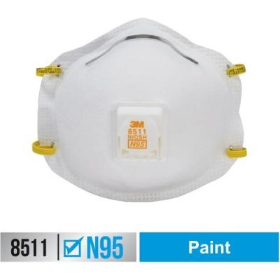 3M Particulate Respirator N95 (8511PB1A)