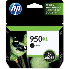 HP 950XL High Yield Black Original Ink Cartridge (CN045AN)