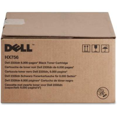 Dell Toner Cartridge (HX756)