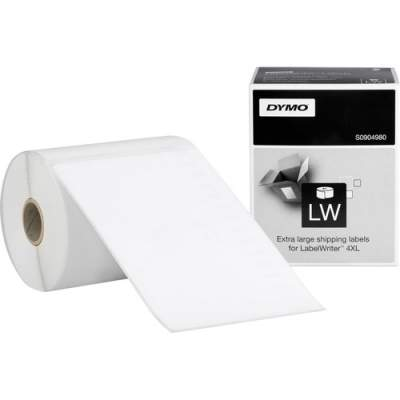 Newell Rubbermaid Dymo LabelWriter 4XL Extra Large Shipping Labels (1744907)