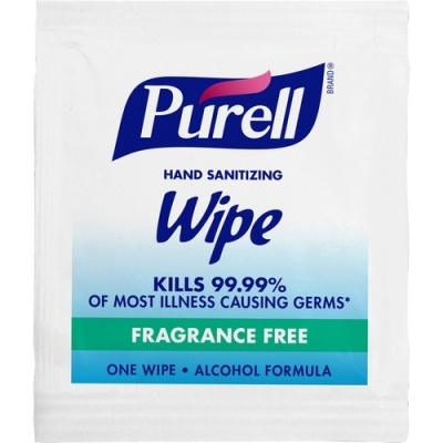 PURELL Sanitizing Hand Wipe Towelettes (90211M)