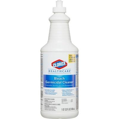 Clorox Healthcare Bleach Germicidal Cleaner (68832)