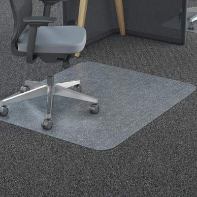 Deflecto Polycarbonate Chairmat for Carpet (CM11142PC)