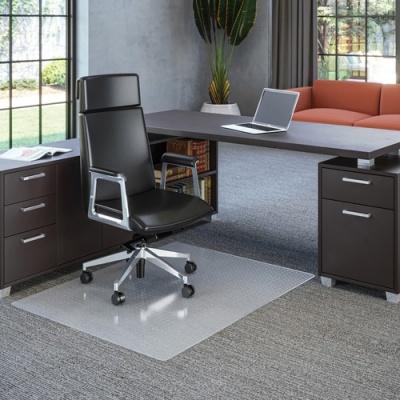 Deflecto Polycarbonate Chairmat for Carpet (CM11442FPC)