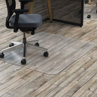 Deflecto Polycarbonate Chairmat for Hard Floors (CM21142PC)