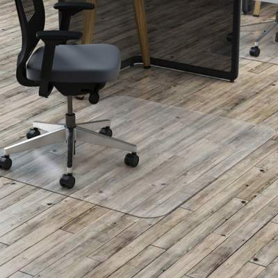 Deflecto Polycarbonate Chairmat for Hard Floors (CM21242PC)