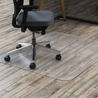 Deflecto Polycarbonate Chairmat for Hard Floors (CM21442FPC)
