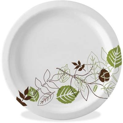 Georgia Pacific Dixie Pathways Heavyweight Paper Plates (SXP10PATHPK)